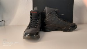 Air Jordan Sneaker alta nero
