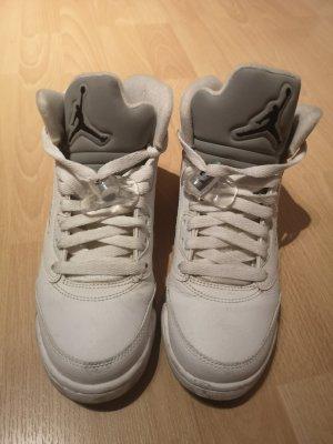 Nike Zapatillas altas blanco