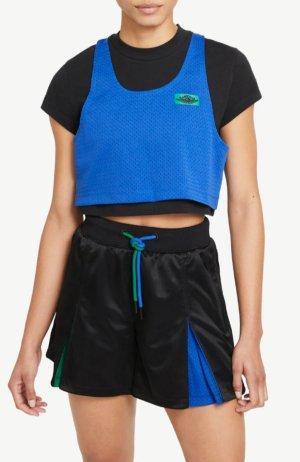 Air Jordan T-shirt court noir