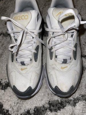 Air Max 200 gold grau weiß