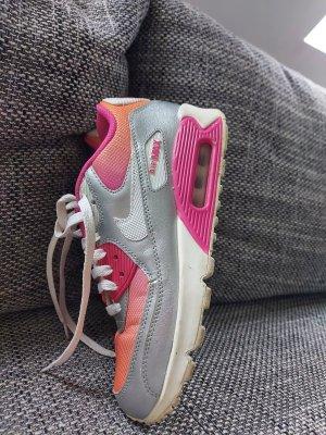 Nike Air Max Basket montante rose