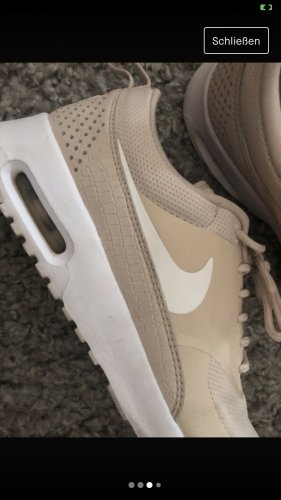 Air Max Thea in Beige