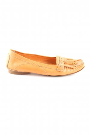 Air Step Slippers light orange casual look