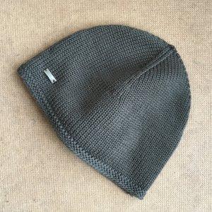 Airfield Cappello a maglia cachi