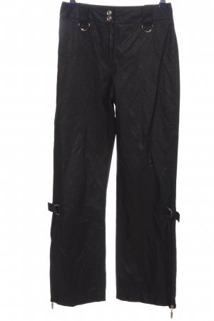 Airfield Baggy Pants schwarz Casual-Look