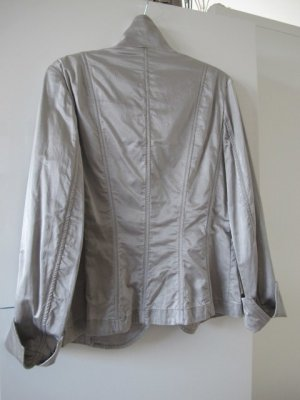 Airfield Short Blazer silver-colored