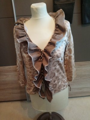 Airfield Blouse topje lichtbruin-room