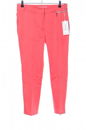 Airfield Chino rood casual uitstraling