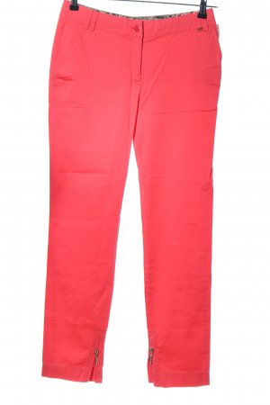 Airfield Chinohose rot Casual-Look