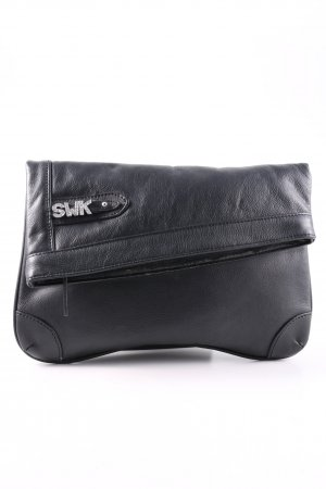 Airfield Borsa clutch nero stile casual