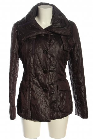 Airfield Double Jacket brown quilting pattern casual look