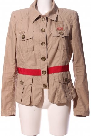 Airfield Dufflecoat creme Casual-Look