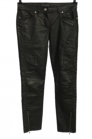 Airfield High-Waist Hose schwarz Casual-Look