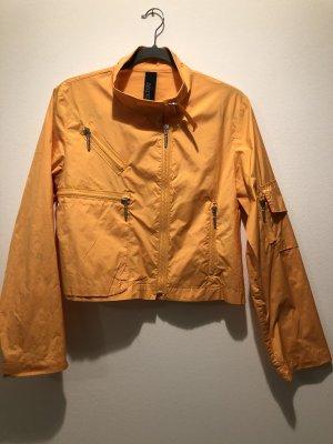 Airfield Veste chemisier orange tissu mixte
