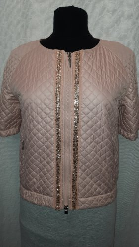 Airfield Quilted Jacket rose-gold-coloured