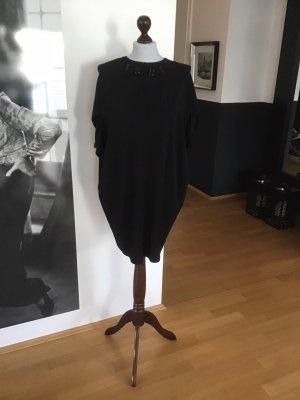Airfield Robe de bal noir viscose
