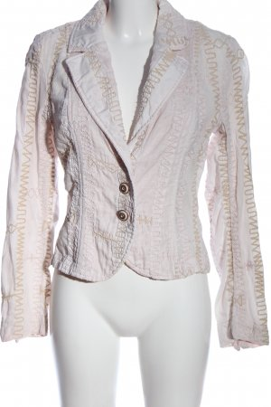 Airfield Short Blazer natural white business style