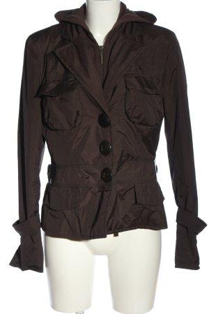 Airfield Krótka kurtka brązowy W stylu casual