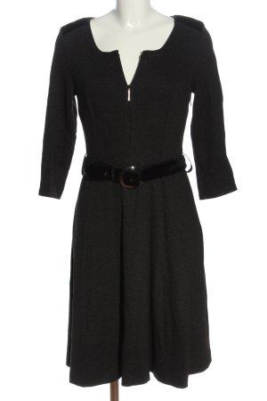 Airfield Longsleeve Dress black casual look