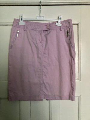 Airfield Midi Skirt mauve