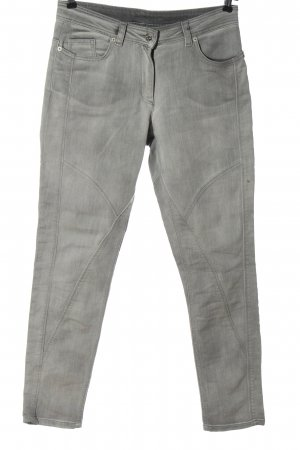 Airfield Tube Jeans light grey casual look