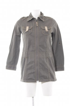 Airfield Safarijacke khaki-sandbraun Casual-Look