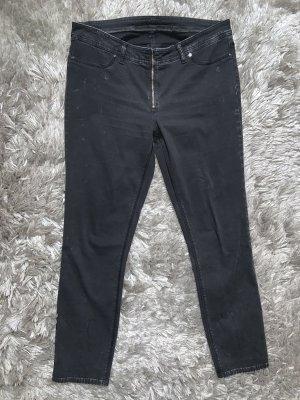 Airfield - schwarze Jeans (42)