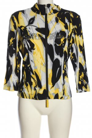 Airfield Shirtjacke abstraktes Muster Casual-Look