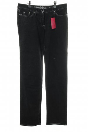 Airfield Slim Jeans schwarz Casual-Look