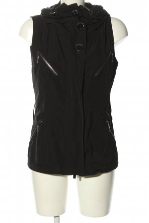 Airfield Chaleco deportivo negro look casual