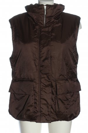 Airfield Sports Vests brown casual look
