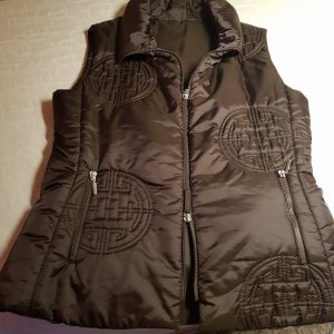 Airfield Down Vest brown