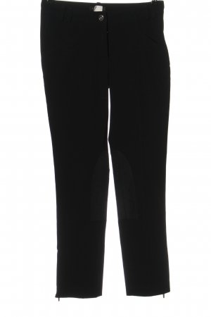 Airfield Jersey Pants black flecked casual look