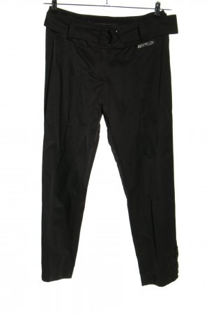 Airfield Jersey Pants black business style