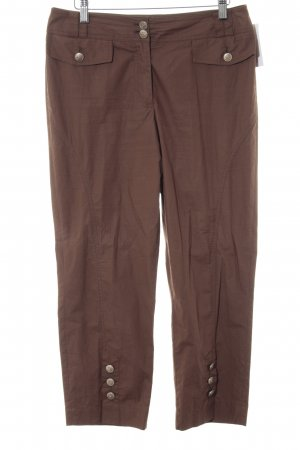 Airfield Stoffhose braun Casual-Look