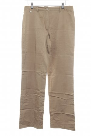 Airfield Stoffhose camel Business-Look