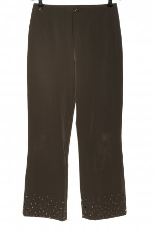 Airfield Stretch Trousers brown casual look