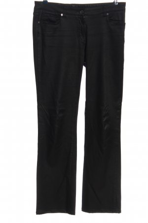 Airfield Stretchhose schwarz Casual-Look