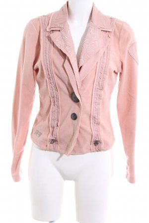 Airfield Sweatblazer pink Casual-Look