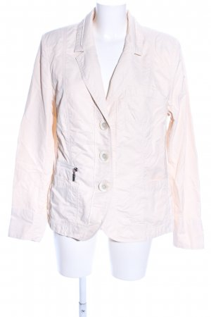Airfield Sweatblazer creme Casual-Look