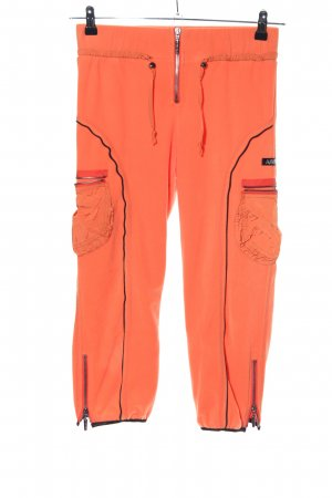 Airfield Joggingbroek licht Oranje casual uitstraling