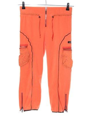 Airfield Sweat Pants light orange casual look