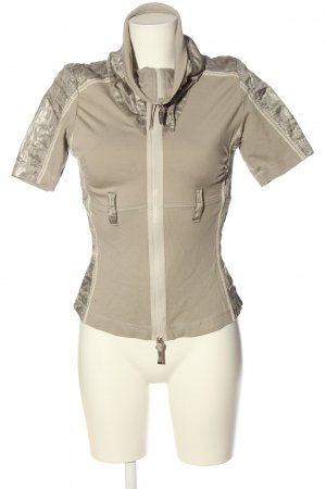 Airfield Giacca fitness cachi stile casual