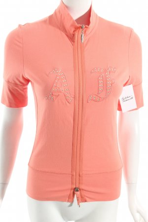 Airfield Sweat Jacket salmon athletic style