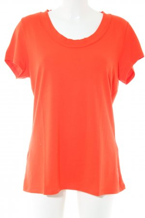 Airfield T-Shirt hellorange Casual-Look
