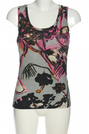 Airfield Tank Top abstract pattern casual look