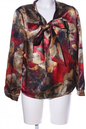 Airfield Tunique-blouse motif abstrait élégant