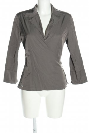 Airfield Wraparound Jacket light grey casual look