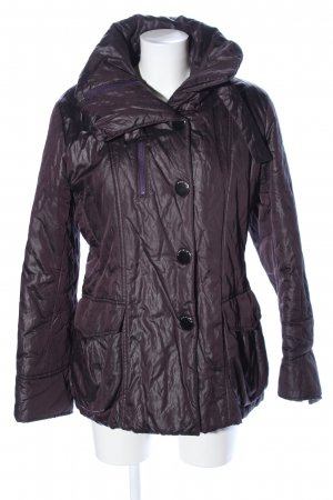 Airfield Winterjacke lila Casual-Look
