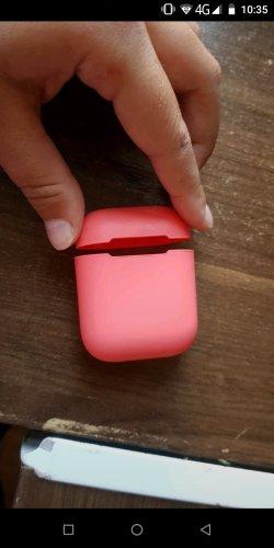 Amazon Breloczek do kluczy jasnoczerwony